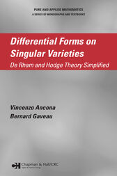 Differential Forms on Singular Varieties by Vincenzo Ancona