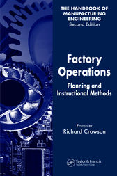 Factory Operations by Richard Crowson