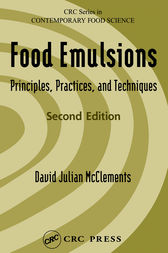 Food Emulsions by David Julian McClements
