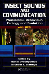 Insect Sounds and Communication by Sakis Drosopoulos