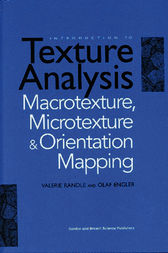 Introduction to Texture Analysis by Valerie Randle