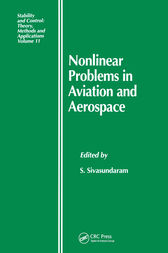 Nonlinear Problems in Aviation and Aerospace by unknown
