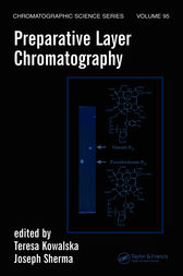 Preparative Layer Chromatography by Teresa Kowalska