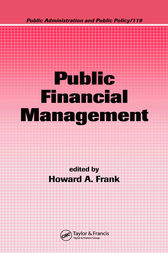 Public Financial Management by Howard A. Frank