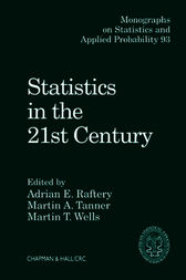 Statistics in the 21st Century by Adrian E. Raftery