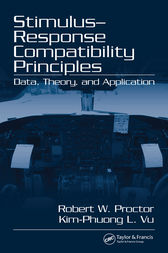 Stimulus-Response Compatibility Principles by Robert W. Proctor