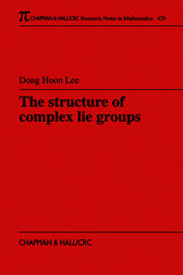 The Structure of Complex Lie Groups by Dong Hoon Lee