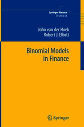 Binomial Models in Finance by John van der Hoek