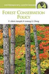 Forest Conservation Policy by V. Alaric Sample