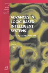 Advances in Logic Based Intelligent Systems by J.M. Abe