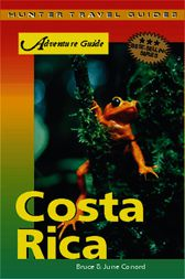 Adventure Guide to Costa Rica by Bruce Conord