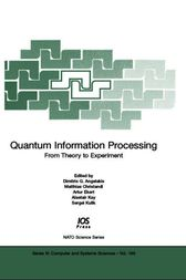 Quantum Information Processing by D.G. Angelakis