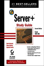 Server+ Study Guide by Brad Hryhoruk