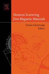 Neutron Scattering from Magnetic Materials by Tapan Chatterji