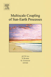 Multiscale Coupling of Sun-Earth Processes by A. T. Y. Lui