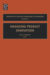 Managing Product Innovation by unknown