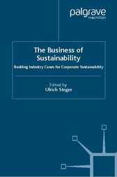 The Business of Sustainability by Ulrich Steger