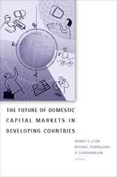 The Future of Domestic Capital Markets in Developing Countries by Robert E. Litan