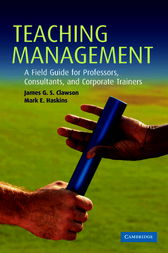 Teaching Management by James G. S. Clawson