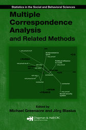 Multiple Correspondence Analysis and Related Methods by Michael Greenacre