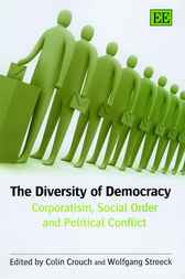 The Diversity of Democracy by C. Crouch