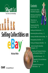 Selling Collectibles on eBay (Digital Short Cut) by Michael Miller