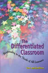 The Differentiated Classroom by Carol Ann Tomlinson