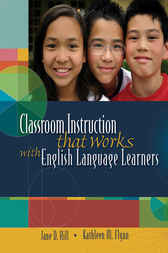 Classroom Instruction That Works with English Language Learners by Jane Hill