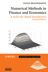 Numerical Methods in Finance and Economics by Paolo Brandimarte