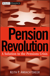 Pension Revolution by Keith P. Ambachtsheer
