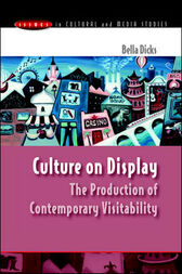 Culture on Display by Bella Dicks