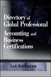 Directory of Global Professional Accounting and Business Certifications