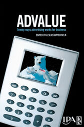 AdValue by Leslie Butterfield