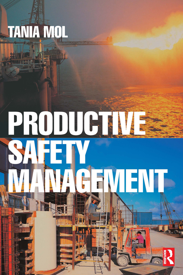 Download Ebook Productive Safety Management by Tania Mol Pdf