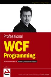 Professional WCF Programming by Scott Klein
