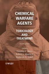 Chemical Warfare Agents by Timothy T. Marrs