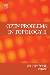 Open Problems in Topology II by Elliott M. Pearl
