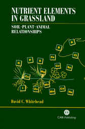 Nutrient Elements in Grassland by D.C. Whitehead