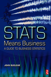 Stats Means Business by John Buglear