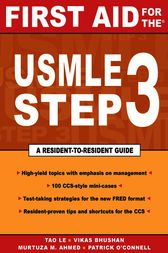 First Aid for the USMLE Step 3 by Tao Le