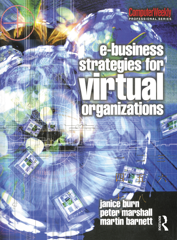 Download Ebook e-Business Strategies for Virtual Organizations by Janice Burn Pdf
