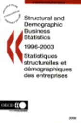 Structural and Demographic Business Statistics by OECD Publishing