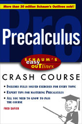 Schaum's Easy Outline of Precalculus by Fred Safier