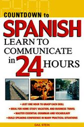 Countdown to Spanish by Gail Stein