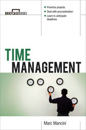 Time Management by Marc Mancini