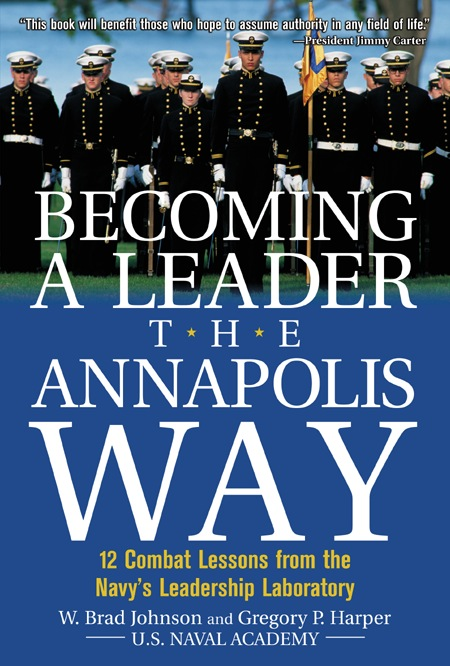 Download Ebook Becoming a Leader the Annapolis Way by W. Brad Johnson Pdf