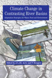 Climate Change in Contrasting River Basins by J. Aerts
