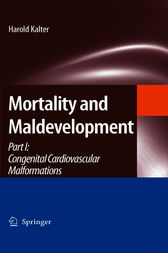 Mortality and Maldevelopment by Harold Kalter