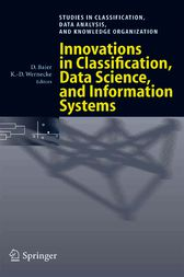 Innovations in Classification, Data Science, and Information Systems by Daniel Baier