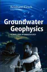 Groundwater Geophysics by Reinhard Kirsch